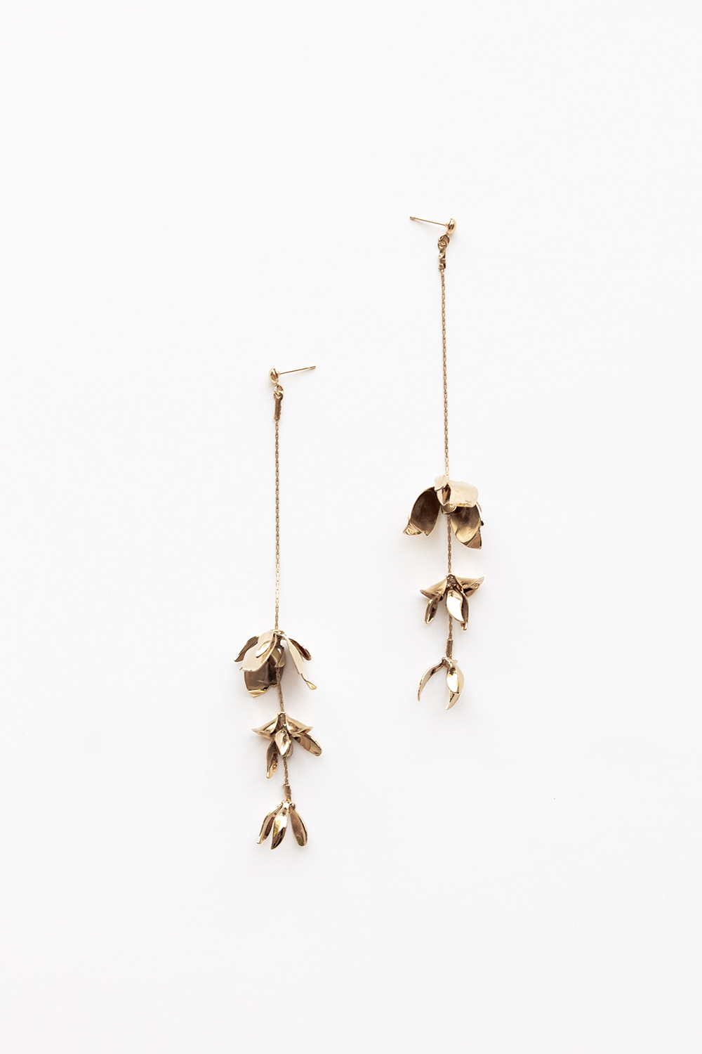 [RENTAL]A.B.ELLIE[Magnolia Strand Earrings]