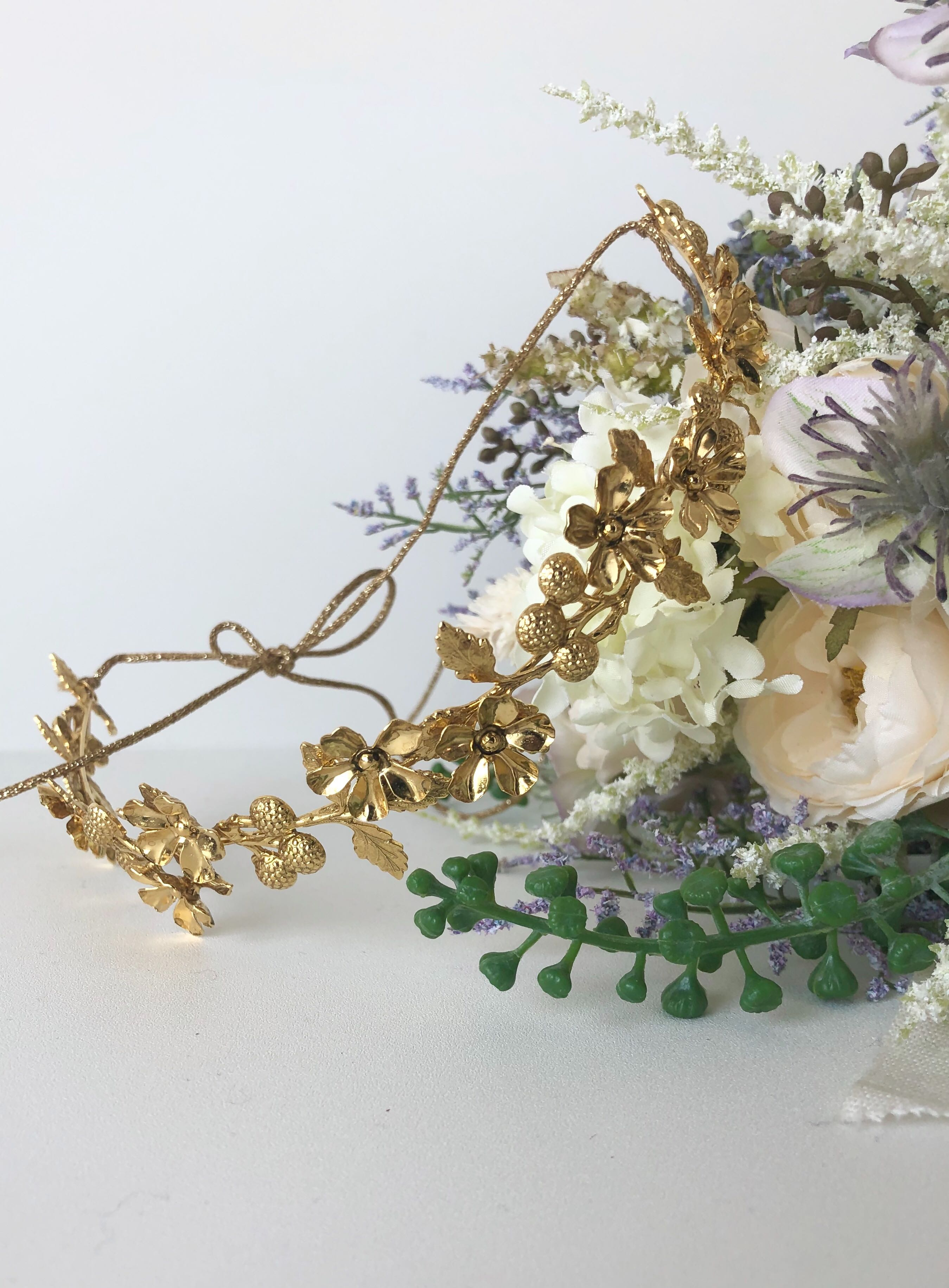 [RENTAL]Jennifer Behr[Thea Circlet Antique]